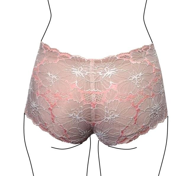 Panty back